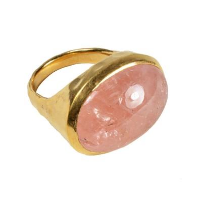Calypso Ring Morganite