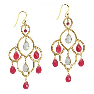 Layla-Earrings-Ruby-Green-Amethyst