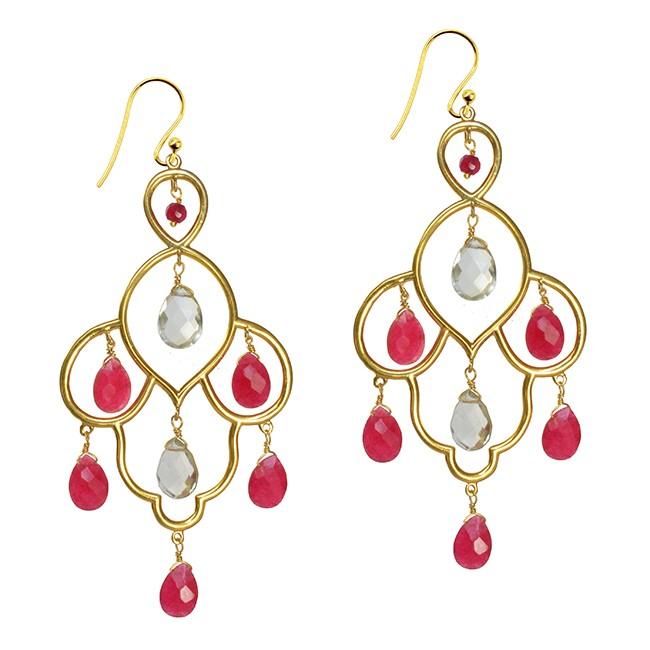 Layla-Earrings-Ruby-Green-Amethyst