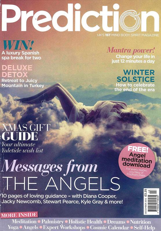Prediction December 2012 Cover