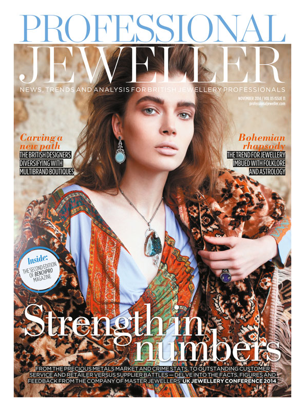 Professional Jeweller Cover
