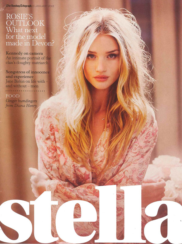 Stella 13th Jan 2012 Cover