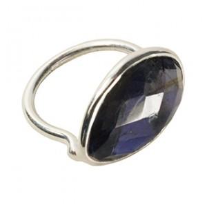 Esme Ring Iolite Silver