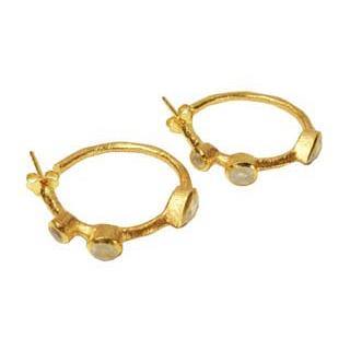 Julep Earrings Moonstone