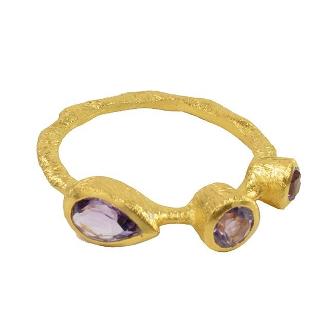 Julep Ring Amethyst