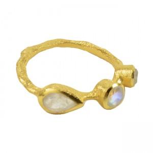 Julep Ring Moonstone