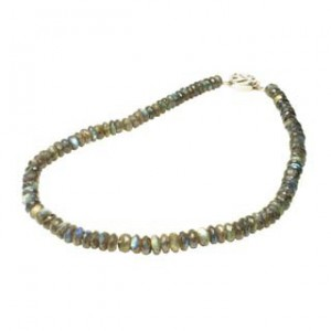 Sofia Necklace Labradorite