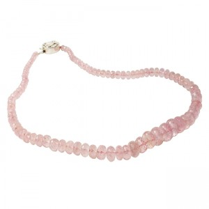 Sofia Morganite Necklace