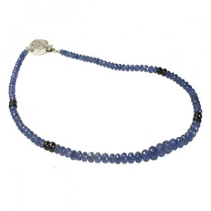 Sofia Tanzanite Necklace