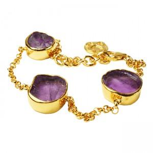 Tallulah Bracelet Amethyst