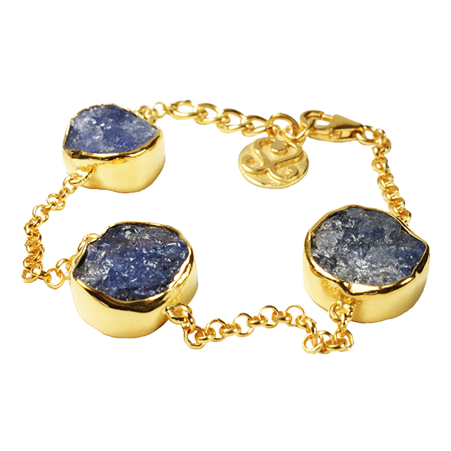 Tallulah Bracelet Tanzanite