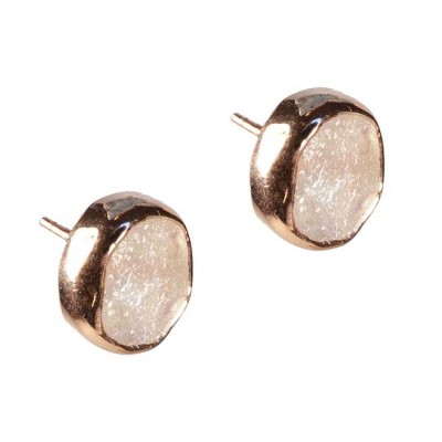 Tallulah-Stud-Earrings-Moonstone-Rose-Gold