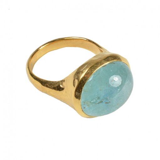 Calypso Ring Aquamarine