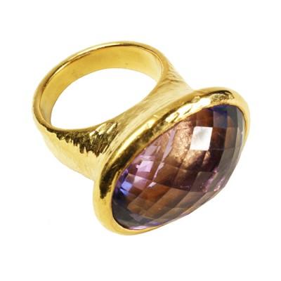 Calypso Ring Amethyst