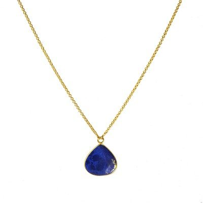 Talitha Necklace Lapis