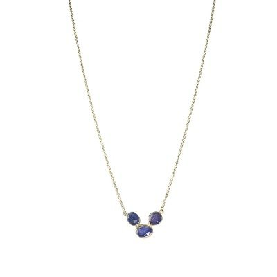 Tara Necklace Tanzanite Silver