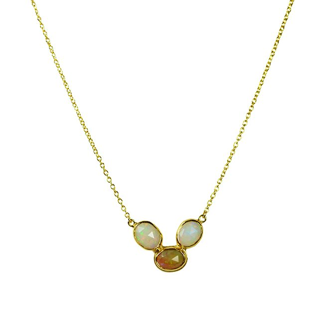 Opal Necklace Tara