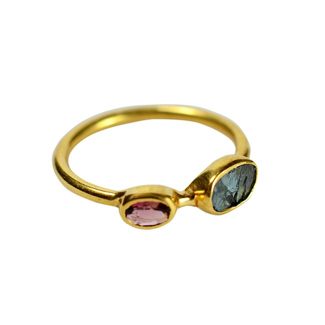 Tourmaline Ring Tara
