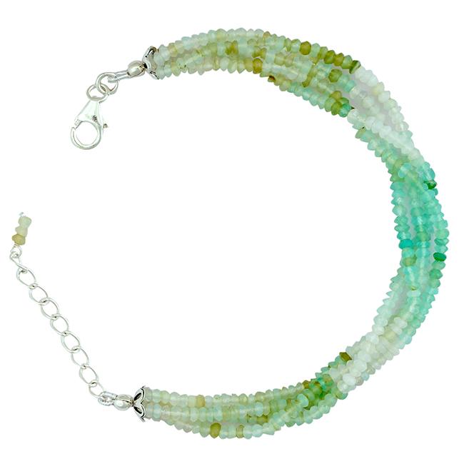 Multi opal Bead Bracelet Sofia