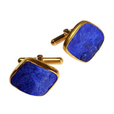 cufflinks lapis lazuli tallulah