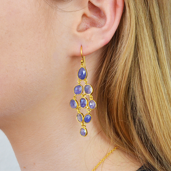 beautiful and affordable tanzanite jewellery