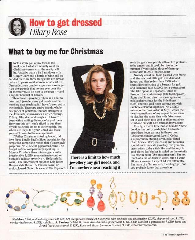 Times Magazine Dec 19